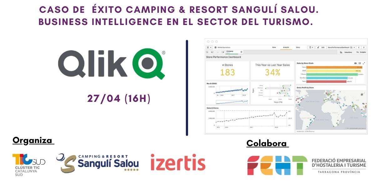 CASO DE ÉXITO BUSINESS INTELLIGENCE - CAMPING & RESORT SANGULÍ SALOU
